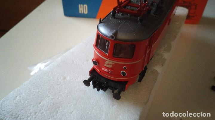 Trenes Escala: Locomotora obb BR 1018 referencia 04141E ROCO - Foto 6 - 81936136