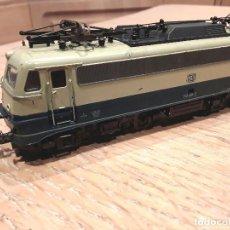Trenes Escala: ROCO MAQUINA DB 110 401- 7, FUNCIONANDO CON LUZ.. Lote 95951843