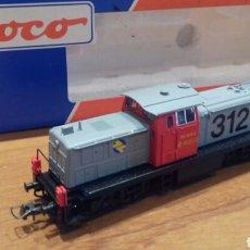 Trenes Escala: LOCOMOTORA ROCO 43457 RENFE H0.. Lote 98191632