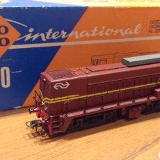 Trenes Escala: LOCOMOTORA ROCO RENFE . Lote 98193643