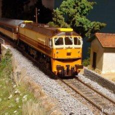 Trenes Escala: LOCOMOTORA 319.220. RETALES. ESTRELLA. ROCO. ESCALA H0. DIGITALIZADA.. Lote 98326511