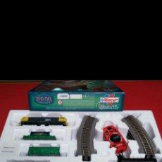 Trenes Escala: CIRCUITO DIGITAL HO COMPLETO ROCO 41222. Lote 98575031
