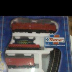 Trenes Escala: CIRCUITO HO ROCO COMPLETO 41124. Lote 98583004
