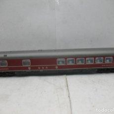 Trenes Escala: ROCO - COCHE DE PASAJEROS SPEISEWAGEN DE LA DSG - ESCALA H0. Lote 98753203
