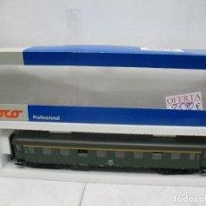 Trenes Escala: ROCO REF: 644554 - COCHE DE PASAJEROS DE LA DB 50 80 18-11 256-7 - ESCALA H0. Lote 99534983