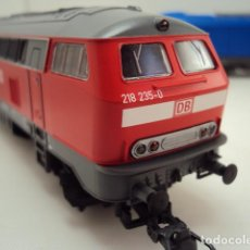 Trenes Escala: ROCO 218-235 DB DIGITALIZADA NEM 256. Lote 100279347