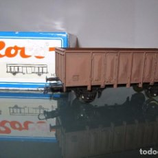 Trenes Escala: VAGÓN ABIERTO DE 2 EJES. Lote 103719291