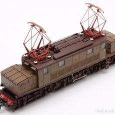 Trenes Escala: LOCOMOTORA ROCO 43501 - LOCOMOTORA ELECTRICA FS MODELO E 626 CASTANO ISABELLA - CORRIENTE CONTINUA. Lote 103752667