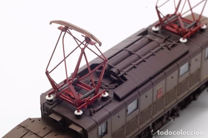 Trenes Escala: LOCOMOTORA ROCO 43501 - LOCOMOTORA ELECTRICA FS MODELO E 626 CASTANO ISABELLA - CORRIENTE CONTINUA - Foto 4 - 103752667