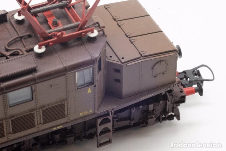 Trenes Escala: LOCOMOTORA ROCO 43501 - LOCOMOTORA ELECTRICA FS MODELO E 626 CASTANO ISABELLA - CORRIENTE CONTINUA - Foto 9 - 103752667