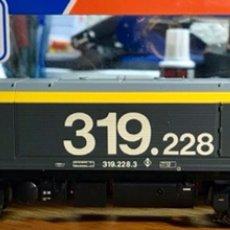 Trenes Escala: LOCOMOTORA ROCO 63385, DIGITAL CON SONIDO,RENFE D319.228.3. Lote 103760267