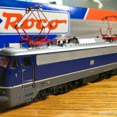 Trenes Escala: LOCOMOTORA ROCO ELÉCTRICA DIGITAL, REF 63697, DB E10.340. Lote 103762396
