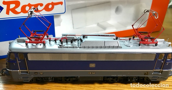 Trenes Escala: Locomotora Roco eléctrica Digital, Ref 63697, DB E10.340 - Foto 2 - 103762396