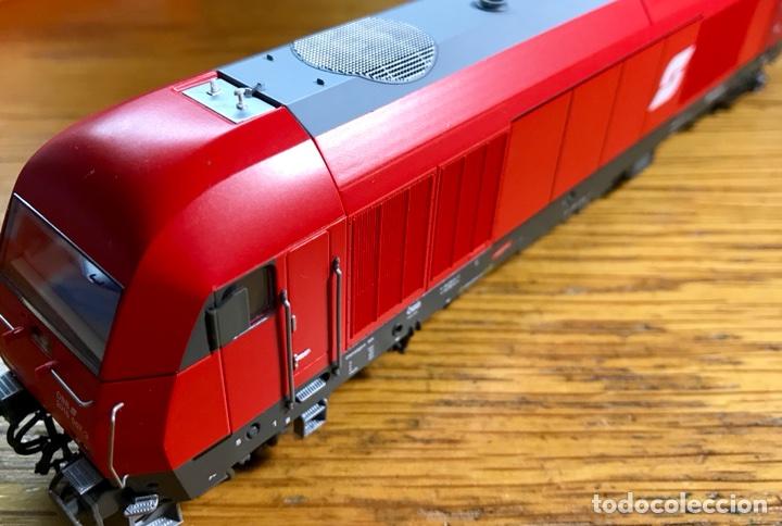 LOCOMOTORA ROCO DIÉSEL REF 63400 DIGITAL (Juguetes - Trenes a Escala H0 - Roco H0)