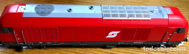 Trenes Escala: Locomotora Roco diésel Ref 63400 DIGITAL - Foto 2 - 103763003