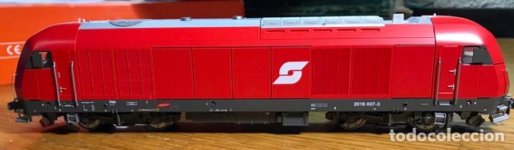 Trenes Escala: Locomotora Roco diésel Ref 63400 DIGITAL - Foto 3 - 103763003