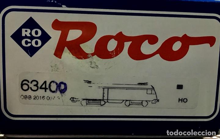 Trenes Escala: Locomotora Roco diésel Ref 63400 DIGITAL - Foto 5 - 103763003