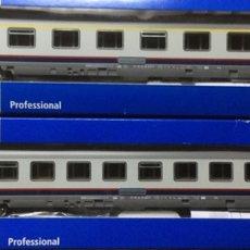 Trenes Escala: 2 VAGONES ROCO REF 45504,45505. Lote 104462323