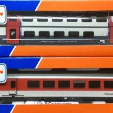 Trenes Escala: VAGONES ROCO , REF 44885,45464, SBB. Lote 104462687