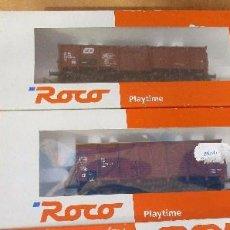 Trenes Escala: ROCO CERRADO Y BORDES MEDIOS . Lote 104545523