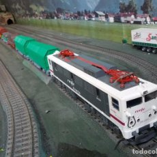 Trenes Escala: VAGÓN BOBINERO RENFE H0 CUBIERTA TELESCÓPICA. Lote 105625718