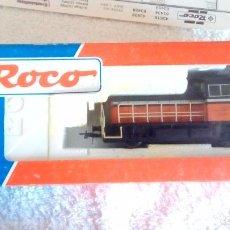 Trenes Escala: LOCOMOTORA DE MERCANCIAS ROCO.ESCALA 1/87.. Lote 105441091