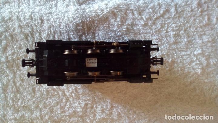 Trenes Escala: LOCOMOTORA DE VAPOR ROCO.Escala 1/87. - Foto 2 - 105441883