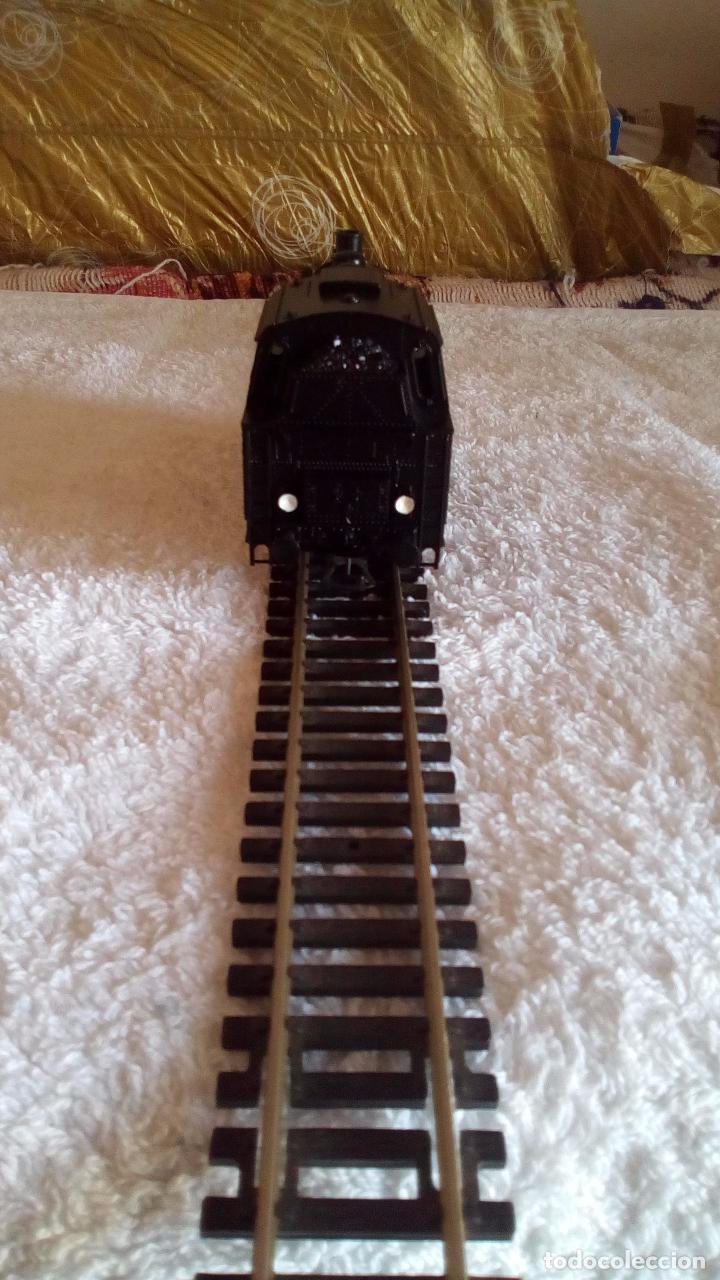 Trenes Escala: LOCOMOTORA DE VAPOR ROCO.Escala 1/87. - Foto 3 - 105441883
