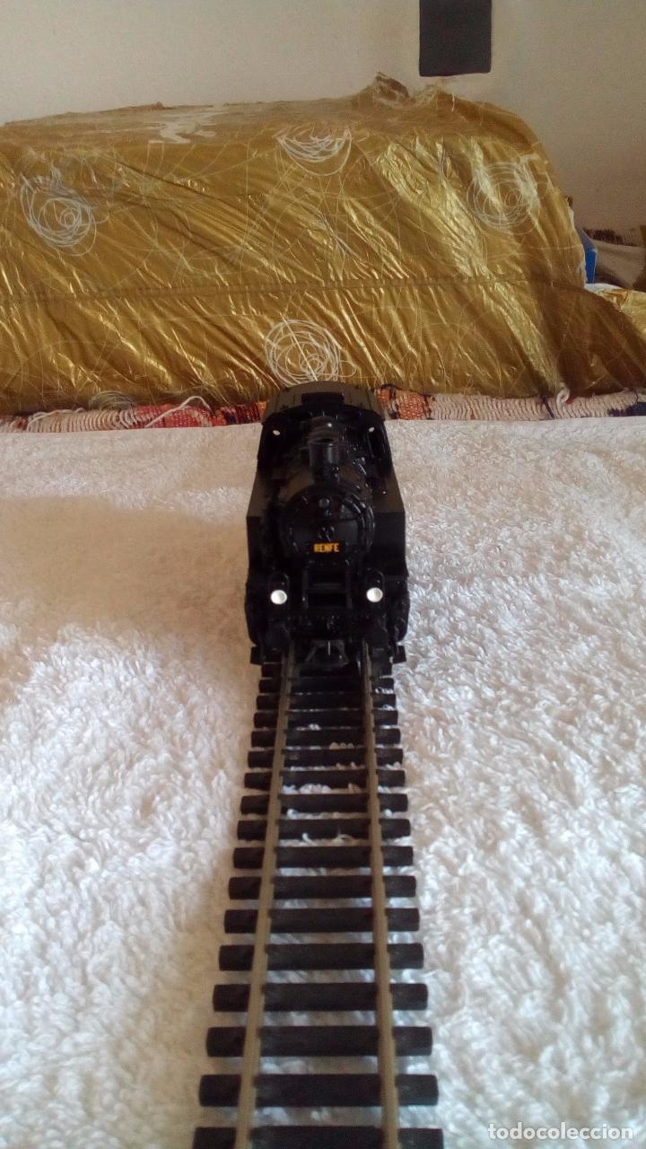 Trenes Escala: LOCOMOTORA DE VAPOR ROCO.Escala 1/87. - Foto 5 - 105441883
