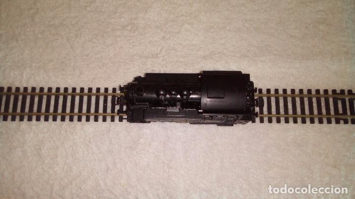 Trenes Escala: LOCOMOTORA DE VAPOR ROCO.Escala 1/87. - Foto 7 - 105441883