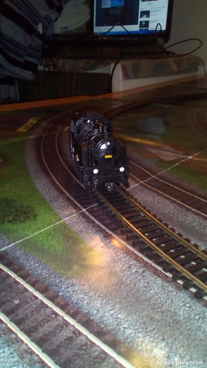 Trenes Escala: LOCOMOTORA DE VAPOR ROCO.Escala 1/87. - Foto 10 - 105441883