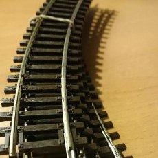 Trenes Escala: 6X CURVAS ROCO 42422 R2 358MM 30 GRADOS [ENVÍO EXPRESS 24H]. Lote 106127727