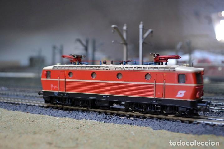 LOCOMOTORA ROCO OBB H0 (Juguetes - Trenes a Escala H0 - Roco H0)