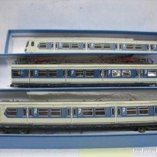 Trenes Escala: ROCO- AUTOMOTOR DE LA DB 420 618-1 CORRIENTE CONTINUA - ESCALA H0. Lote 118379316