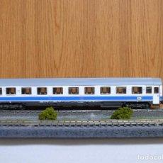 Trenes Escala: ROCO H0 COCHE DE VIAJEROS 1ª CLASE, SERIE A 10X - 10100, DE RENFE, REFERENCIA 44373 . Lote 112177075