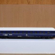 Trenes Escala: ROCO H0 COCHE-LITERAS DE 1ª Y 2ª CLASE, TIPO WLABÜMH DE LA DB, REFERENCIA 44395. . Lote 112177347