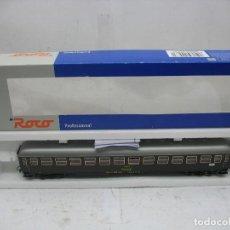 Trenes Escala: ROCO REF: 44463 - COCHE DE PASAJEROS RENFE BB-8578 - ESCALA H0. Lote 112235731