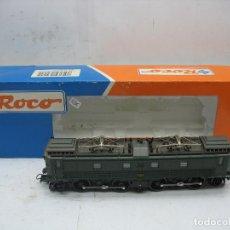 Trenes Escala: ROCO REF: 43925 - LOCOMOTORA ELÉCTRICA 12323 CORRIENTE ALTERNA - ESCALA H0. Lote 112426375