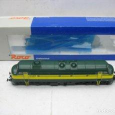 Trenes Escala: ROCO REF: 63962 - LOCOMOTORA DIESEL 5307 CORRIENTE CONTINUA - ESCALA H0. Lote 112427943
