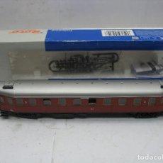 Trenes Escala: ROCO REF: 45649 - COCHE DE PASAJEROS SJ 3990 - ESCALA H0. Lote 112506619