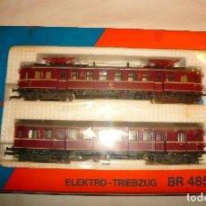 Trenes Escala: TREN ROCO HO REF. 04148 A Y CATÁLOGO AÑO 1989 NOVEDADES. Lote 144051310