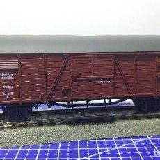 Trenes Escala: ROCO 46103 FURGÓN CUBIERTO GLR DR. Lote 112820195