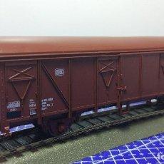 Trenes Escala: ROCO 46411 VAGÓN DE CARGA DB. Lote 112822423