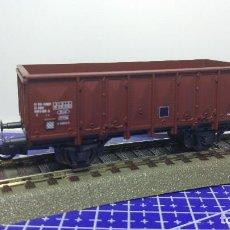 Trenes Escala: ROCO 46046 VAGÓN DE CARGA ABIERTO SNCF. Lote 112825047