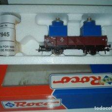 Trenes Escala: VAGON CARGA TRASFORMADORES ELECTRICOS. Lote 116789276