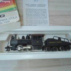 Trenes Escala: LOCOMOTORA HO. Lote 115192399