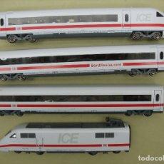 Trenes Escala: TREN ICE ROCO H0 DIGITAL. Lote 115498059