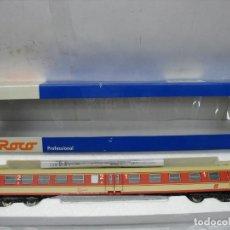 Trenes Escala: ROCO REF: 45520 - COCHE DE PASAJEROS DE LA OBB 50 81 30-34 007-0 - ESCALA H0. Lote 120711807