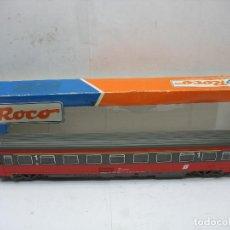 Trenes Escala: ROCO REF: 44317 - COCHE DE PASAJEROS DE LA OBB 61 81 19-71 023-3 - ESCALA H0. Lote 120712059