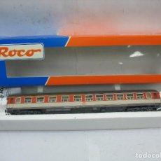 Trenes Escala: ROCO REF: 45002 - COCHE DE PASAJEROS DE LA DB 51 80 31-70 150-2 - ESCALA H0. Lote 120714003